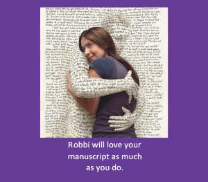 Robbi Bryant will love your manuscript as much as you do.